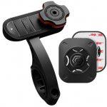 Spigen Gearlock MF100 kerékpáros tartó, rögzítő rendszer AU100 adapterrel, fekete