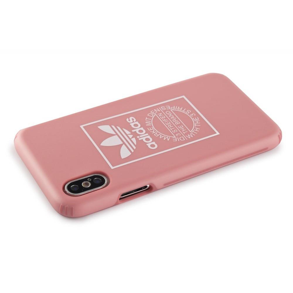 feb325c0fe03 Adidas Originals Snap Case iPhone X/Xs hátlap, tok, rózsaszín - TOK ...