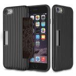 Rock iPhone 7 Cana Series hátlap, tok, fekete