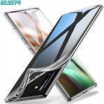 ESR Essential Zero Case Samsung Galaxy Note 10 hátlap, tok, átlátszó