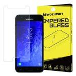 Wozinsky Samsung Galaxy J7 (2018) kijelzővédő edzett üvegfólia (tempered glass) 9H keménységű (nem teljes kijelzős 2D sík üvegfólia), átlátszó