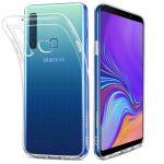 Samsung Galaxy A9 (2018) Ultra Clear Gel 0,5mm szilikon hátlap, tok, átlátszó