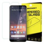 Wozinsky Nokia 3.2 kijelzővédő edzett üvegfólia (tempered glass) 9H keménységű (nem teljes kijelzős 2D sík üvegfólia), átlátszó