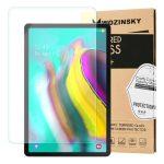Wozinsky Samsung Galaxy Tab S5e T720 T725 kijelzővédő edzett üvegfólia (tempered glass) 9H keménységű, átlátszó