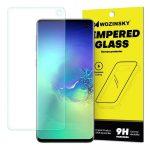 Wozinsky Samsung Galaxy S10 kijelzővédő edzett üvegfólia (tempered glass) 9H keménységű (nem teljes kijelzős 2D sík üvegfólia), átlátszó