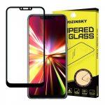 Wozinsky Huawei Mate 30 Lite Glass Screen 5D Full Glue teljes kijelzős edzett üvegfólia (tempered glass), 9H keménységű, tokbarát, fekete