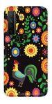 Casegadget Huawei P40 Lite 5G kakas 2 mintás tok, hátlap, színes