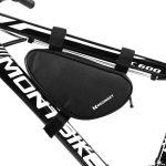 Wozinsky WBB11BK univerzális biciklis táska kerékár vázra, 1.5L, fekete