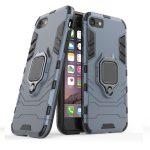 Armor Ring iPhone 7/8/SE (2020) ütésálló hátlap, tok, kék