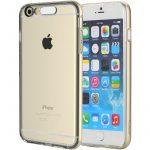 Rock iPhone 6 Plus/6S Plus Light Tube Series hátlap, tok, arany