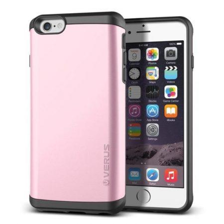 VRS Design (VERUS) iPhone 6 Plus/6S Plus Damda Veil hátlap, tok, babarózsaszín