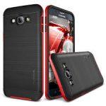 VRS Design (VERUS) Samsung Galaxy A8 High Pro Shield hátlap, tok, piros