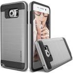 VRS Design (VERUS) Samsung Galaxy Note 5 Verge hátlap, tok, ezüst