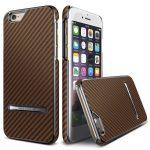 VRS Design (VERUS) iPhone 6 Plus/6S Plus Carbon Stick hátlap, tok, rozé arany