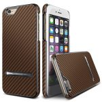 VRS Design (VERUS) iPhone 6 Plus/6S Plus Carbon Stick hátlap, tok, rozé arany