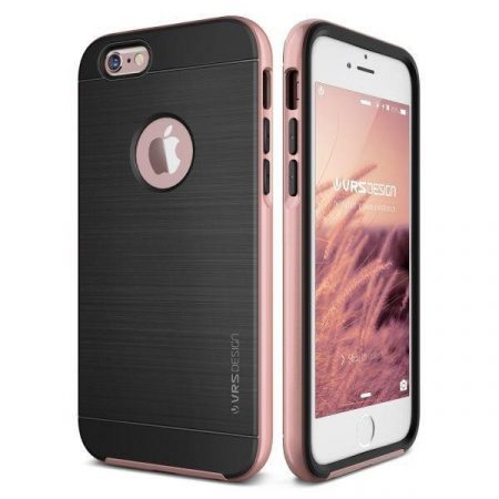VRS Design (VERUS) iPhone 6 Plus/6S Plus High Pro Shield hátlap,tok, rozé arany