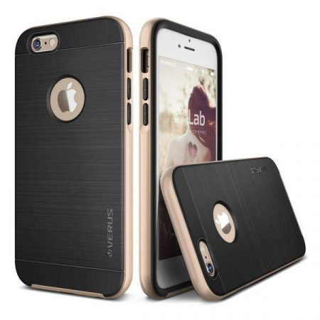 VRS Design (VERUS) iPhone 6 Plus/6S Plus High Pro Shield hátlap, tok, arany