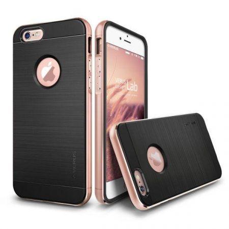 VRS Design (VERUS) iPhone 6 Plus/6S Plus NEW IRON SHIELD hátlap, tok, rozé arany
