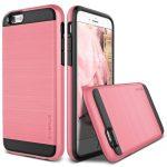 VRS Design (VERUS) iPhone 6 Plus/6S Plus Verge hátlap, tok, rózsaszín