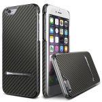 VRS Design (VERUS) iPhone 6 Plus/6S Plus Carbon Stick hátlap, tok, titanium