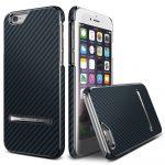 VRS Design (VERUS) iPhone 6 Plus/6S Plus Carbon Stick hátlap, tok, kék