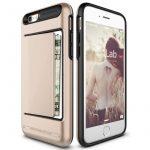 VRS Design (VERUS) iPhone 6/6S Damda Clip hátlap, tok, arany