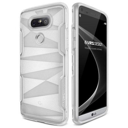 VRS Design (VERUS) LG G5 Shine Guard hátlap, tok, átlátszó