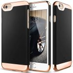 Caseology iPhone 6/6S (5.5'') Plus Savoy Series hátlap, tok, fekete