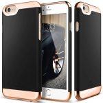 Caseology iPhone 6/6S (5.5'') Plus Savoy Series hátlap, tok, fekete