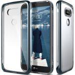Caseology LG G5 Skyfall Series Limited Edition hátlap, tok, sötétkék