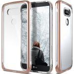 Caseology LG G5 Skyfall Series hátlap, tok, rozé arany