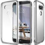 Caseology LG G5 Skyfall Series hátlap, tok, ezüst