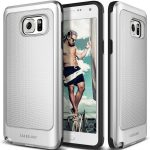 Caseology Samsung Galaxy Note 5 Vault Series hátlap, tok, ezüst