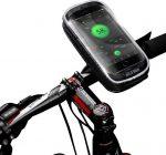 WildMan XXS univerzális, vízálló biciklis táska, fekete
