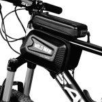 WildMan XL univerzális, vízálló biciklis táska, fekete