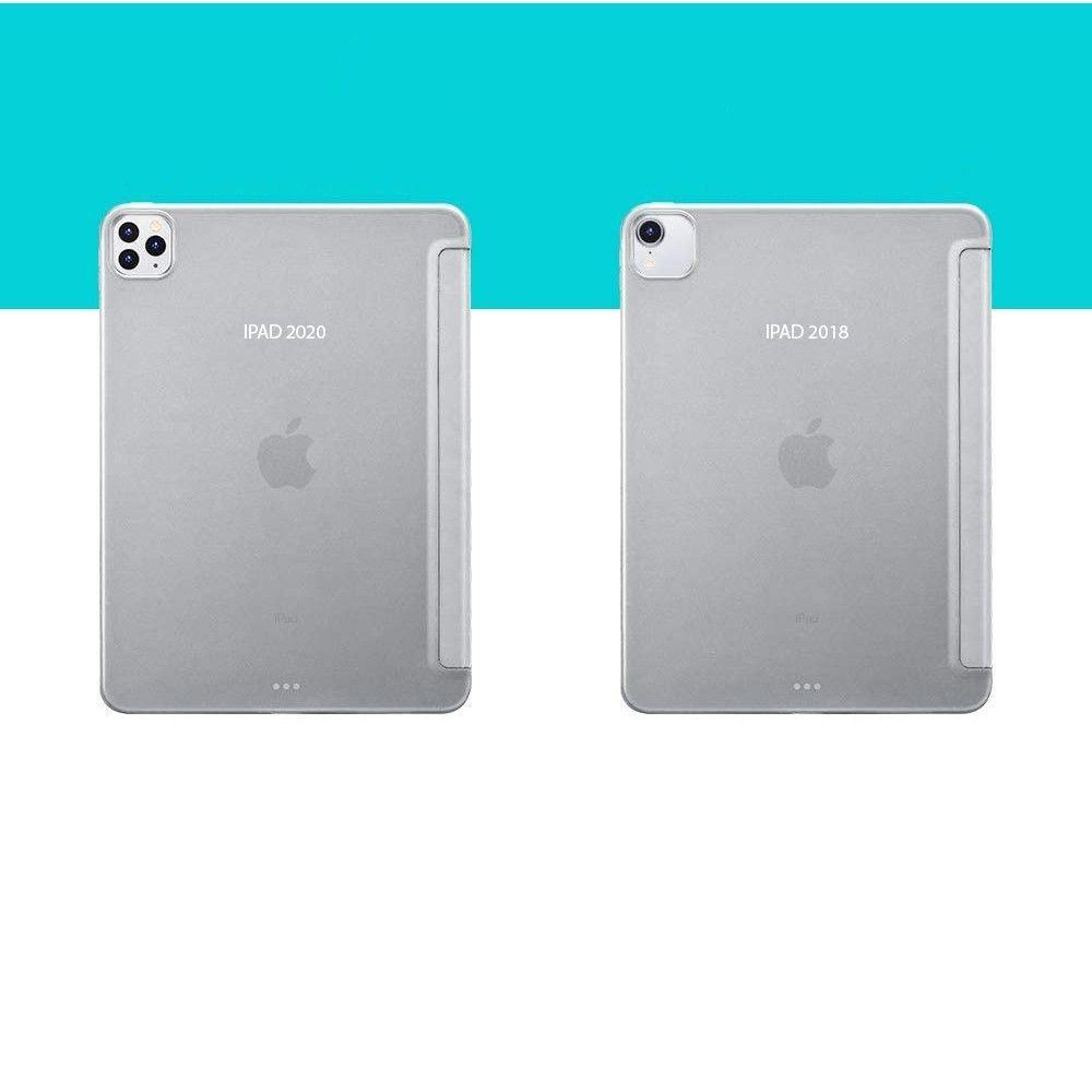 ESR iPad Pro 12.9 (2018/2020) Yippee oldalra nyíló okos tok,