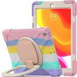 """Tech-Protect X-Armor iPad 7/8/9 10.2"""" (2019/2020/2021) ütésálló hátlap, tok, színes"""