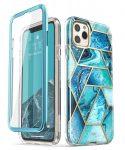 Supcase Cosmo Iphone 11 Pro Max hátlap, tok, kék