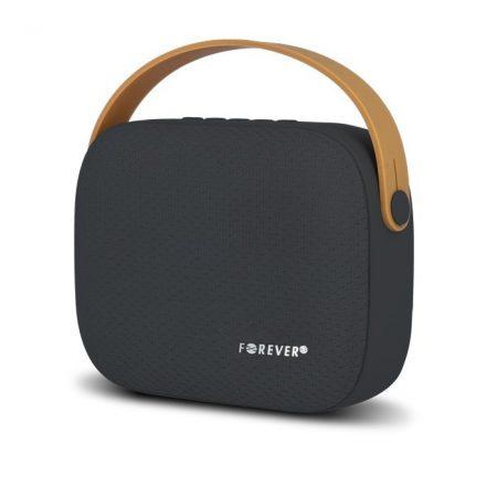 Forever BS-400 Bluetooth Speaker, hordozható hangszóró, fekete