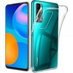 Huawei P Smart (2021)/Y7a Slim case 1mm szilikon hátlap, tok, átlátszó