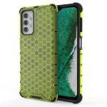 Honeycomb Case Samsung Galaxy A32 5G ütésálló hátlap, tok, zöld