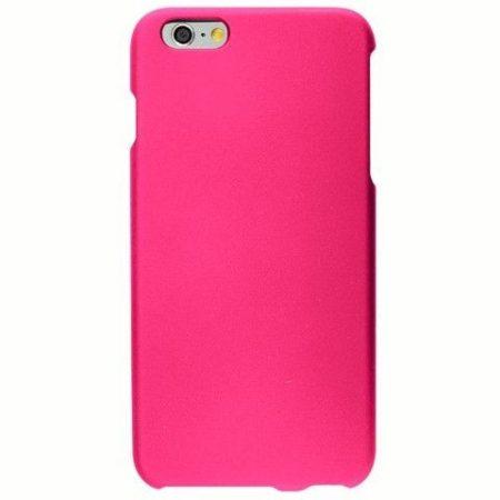 Iwill iPhone 6 Plus, Soft Feeling műanyag tok, rózsaszín