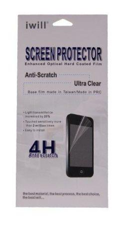 Iwill iPhone 6 Plus/6S Plus kijelzővédő fólia elöl+hátul , 4 rétegű, átlátszó