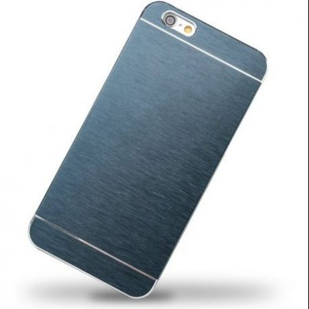 Iwill iPhone 6 Classic aluminium tok, kék