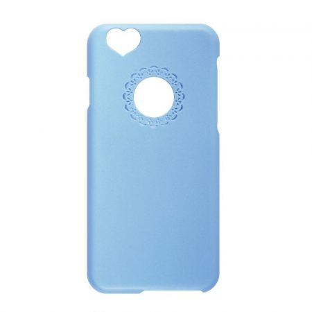 Iwill iPhone 6 Plus Girly hátlap, tok, kék