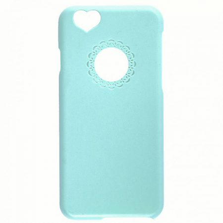Iwill iPhone 6 Plus Girly hátlap, tok, zöld