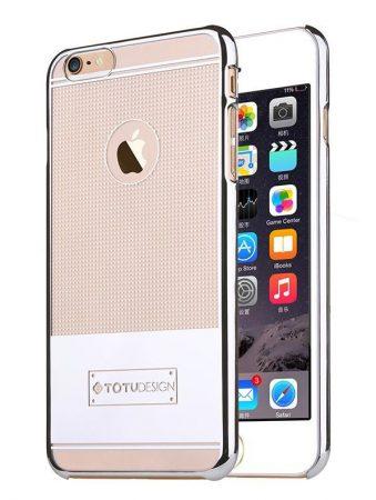 TOTU Jane series-remember case for iPhone 6 Plus tok, ezüst