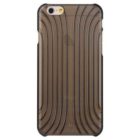 Baseus Shell iPhone 6 szilikon tok, fekete