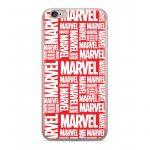 MARVEL 003 iPhone XS/X hátlap, tok, piros