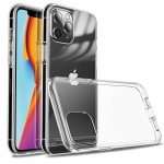 Mercury Goospery Clear Jelly iPhone 12/12 Pro hátlap, tok, átlátszó